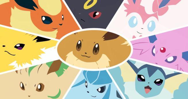 Evoluzioni Eevee Pokémon Go – Il più forte e come evolverlo