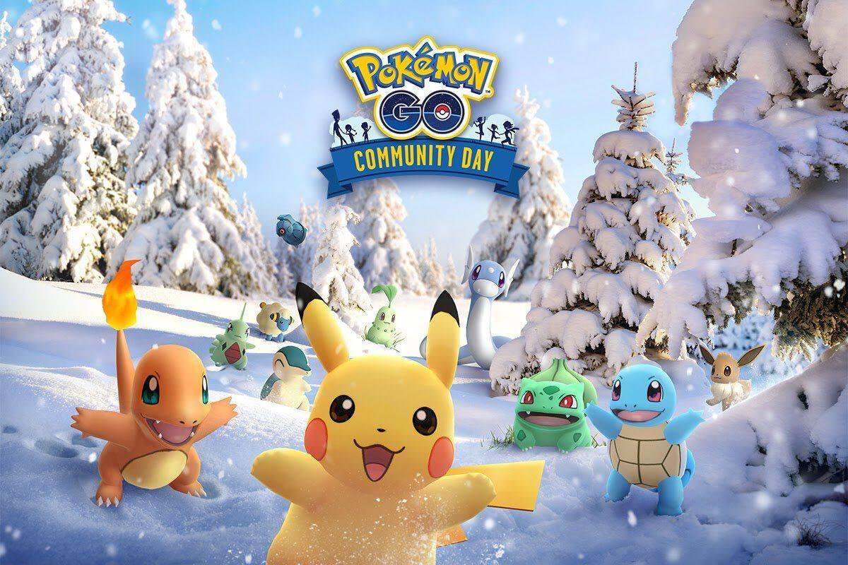 Annuncio ufficiale Pokémon Go Community Day di Dicembre: Tornano tutti!