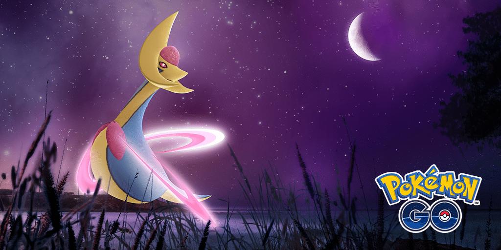 Pokémon Go Raid Boss Cresselia: Quali pokémon utilizzare
