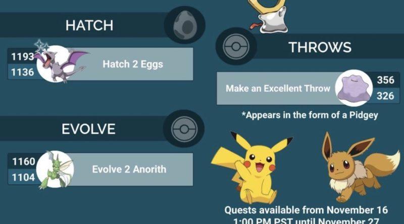 pokemon lets go evento pokemon go