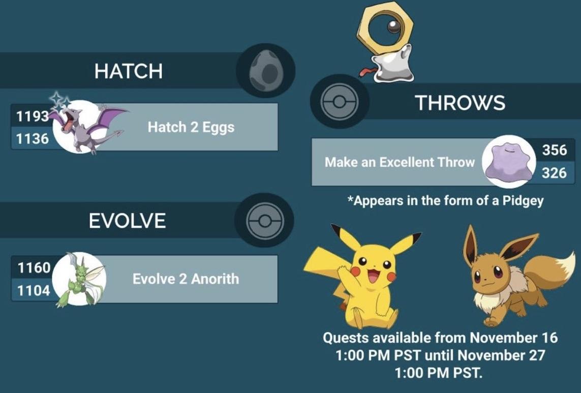 Evento per festeggiare l'uscita di Pokémon Let's Go