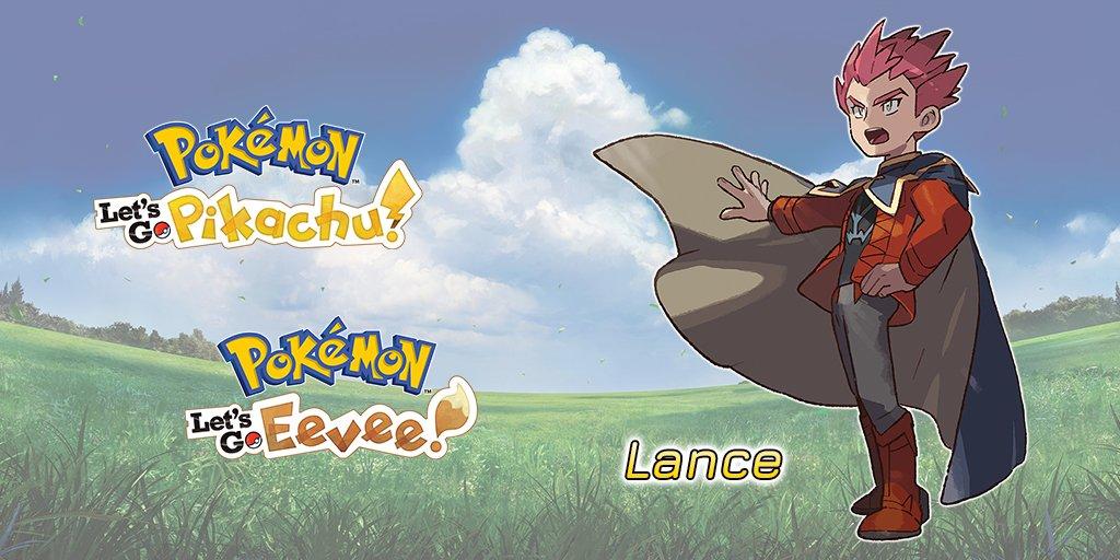 pokemon lets go superquattro lance