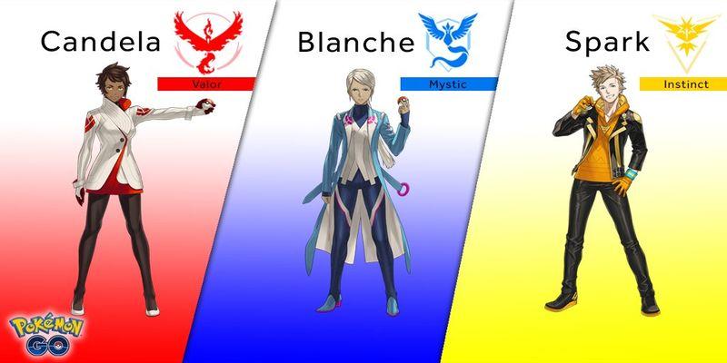 Squadre Pokémon Go – Quale scegliere e perchè