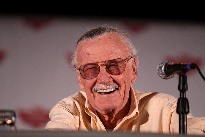 Addio all'icona della marvel Stan Lee