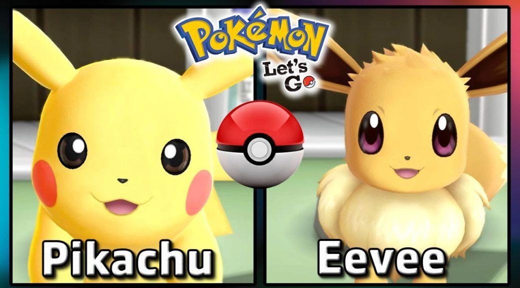 Trucchi Pokémon Let's Go: Consigli e segreti per iniziare