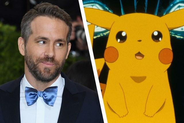 Annunciato nuovo Trailer Pokémon Detective Pikachu da Ryan Reynolds