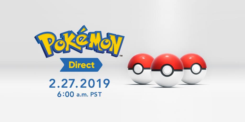 Online lo stream del Pokémon Direct 2019 – Seguilo con noi!