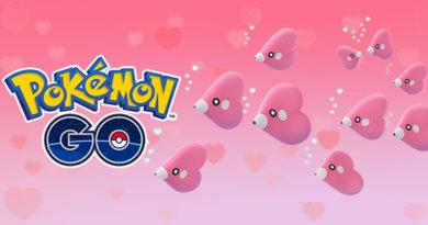 Pokémon Discus: il simbolo di San Valentino è Luvdisc