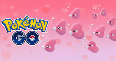 pokemon discus luvdisc san valentino