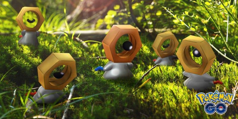 pokemon go come catturare meltan shiny