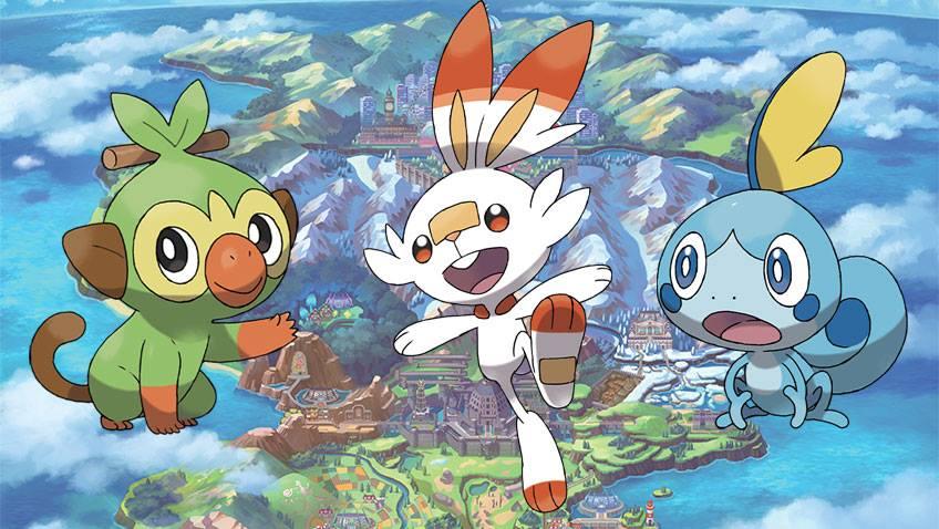 Pokémon Spada e Scudo – L'ottava generazione nella nuova regione Galar