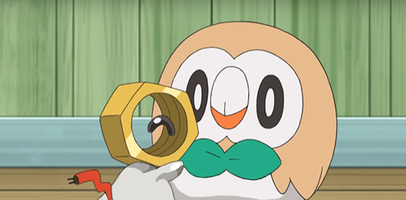 Meltan nel trailer dell'anime Pokémon Sole e Luna