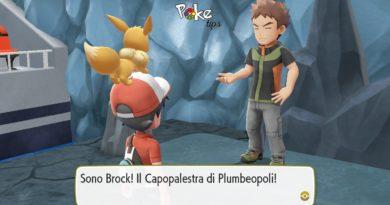 Come sconfiggere Brock e ottenere la medaglia Sasso Pokemon Let's GO