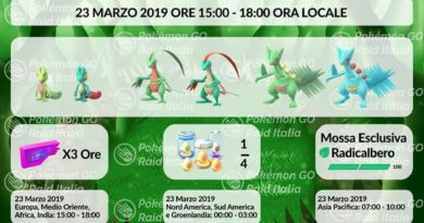 community day marzo 2019 pokemon go
