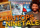 Mazzo Kabutops Ninetales – Gioco di carte collezionabili Pokémon
