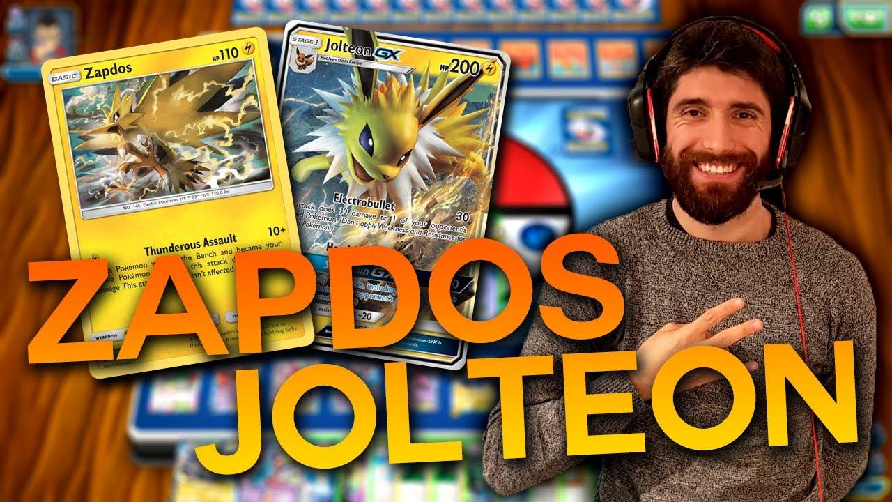 Mazzo Zapdos Jolteon – Variante del deck che ha vinto il campionato di Bolzano