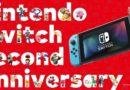 Nintendo mostra un'immagine speciale per il secondo anniversario della Nintendo Switch