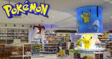 Per la prima volta un Pokémon Center fuori dal Giappone