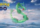Nuovo evento in Pokémon Go: Raid Rayquaza