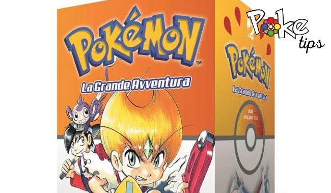 pokemon la grande avventura 10 13 box 4