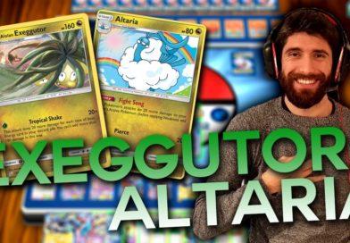 Mazzo Pokémon Economico e competitivo: Alolan EXEGGUTOR ALTARIA