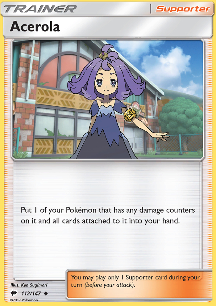 acerola pokemon gcc
