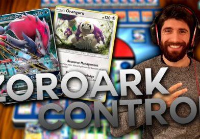 Mazzo Zoroark Control – Gioco di carte collezionabili Pokémon