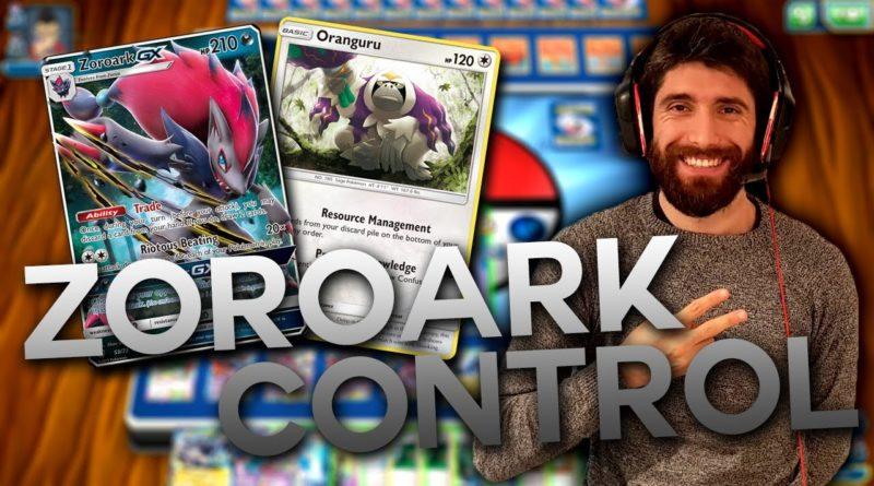 mazzo zoroark control icaterpie pokemon