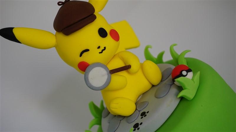 pikachu pasta di zucchero