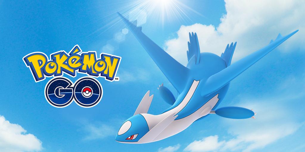 Pokémon GO Raid Latios: Settimana di Raid speciali nel gioco