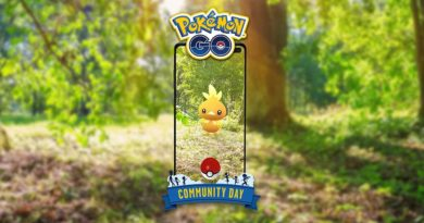 community day maggio Tochic - Pokemon Go Raid Italia