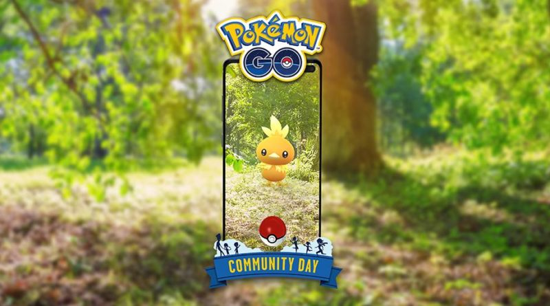 community day maggio Tochic - Pokemon Go Raid Italia