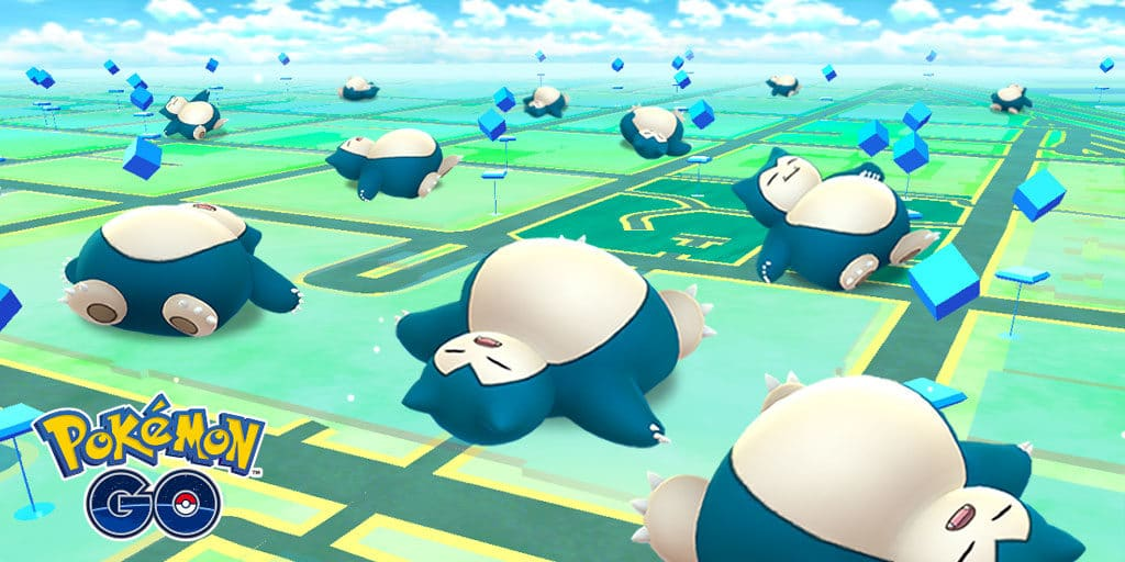evento pokémon sleep pokemon go snorlax