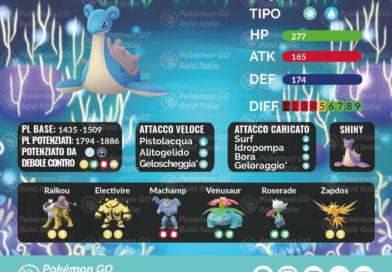 Tutti i dettagli del Lapras Day su Pokémon GO: Gli organizzati in Italia