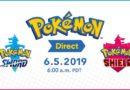 Pokémon Direct 2019 a Giugno, online la data ufficiale