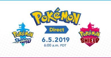 pokemon direct 2019 pokemon spada e scudo