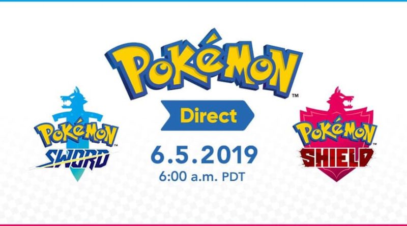 pokemon direct 2019 pokemon spada e scudo