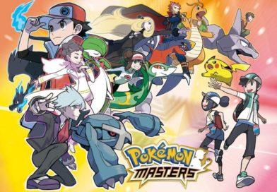 Pokémon Masters, il nuovo gioco per iOS e Android disponibile nel 2020