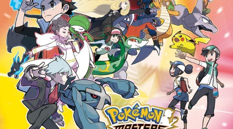 pokemon master gioco iOS android