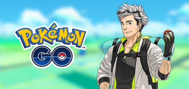 professor willow hackerato pokemon go