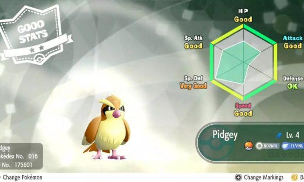 Come vedere gli iv su Pokémon Spada e Scudo