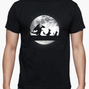 maglietta charmander pokemon luna