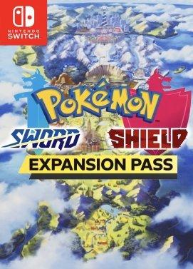 Pass Espansione Pokémon Spada e Scudo
