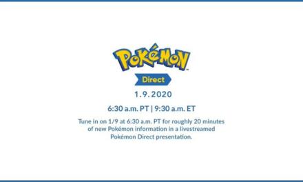 Pokémon Direct annunciato per gennaio 2020