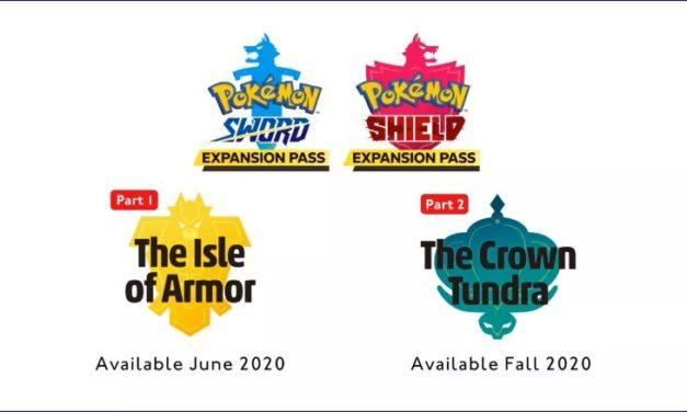 Annunciato il DLC di Pokémon Spada e Scudo nel Pokémon Direct